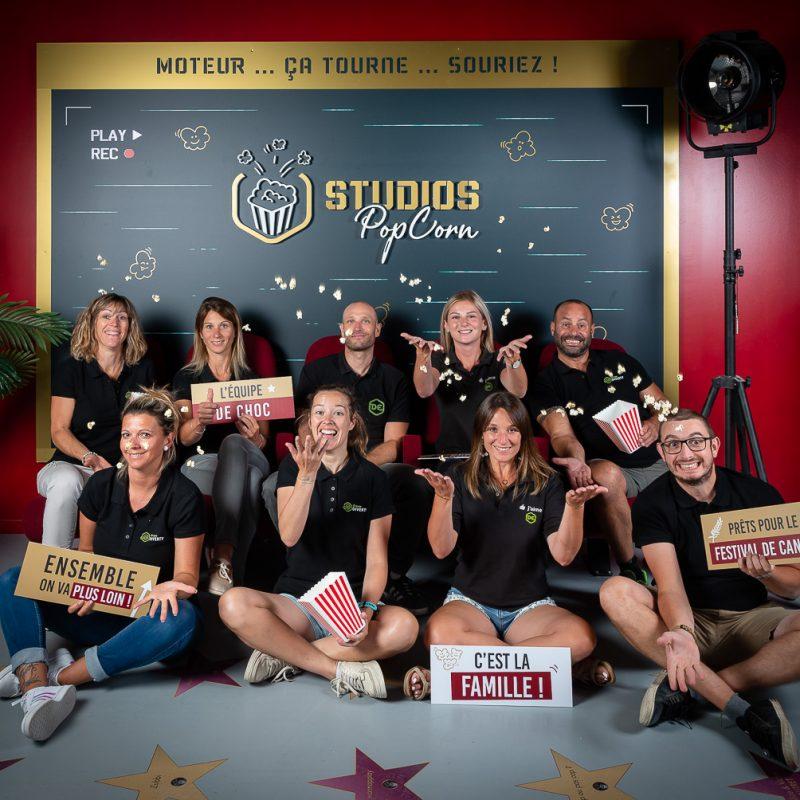 Equipe Studios PopCorn