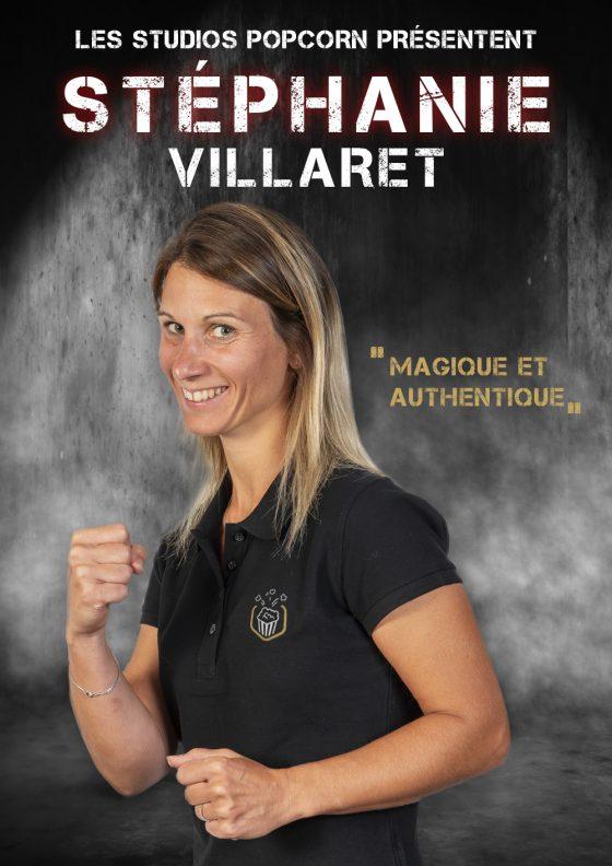 Stéphanie Villaret