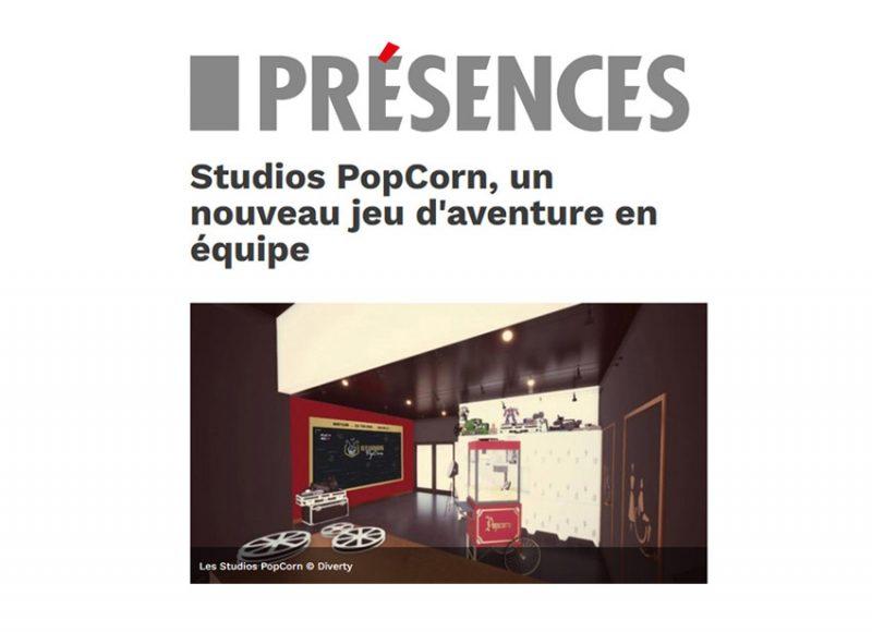Magazine Presences