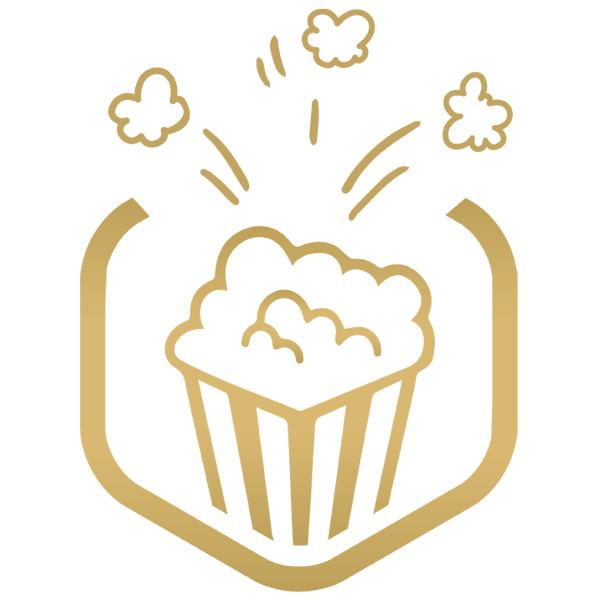 Logo Studios PopCorn